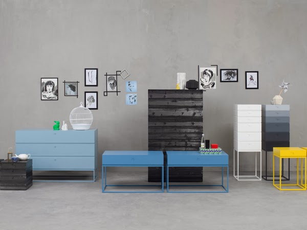 Homebuildlife: New furniture collection by Capo d\'Opera