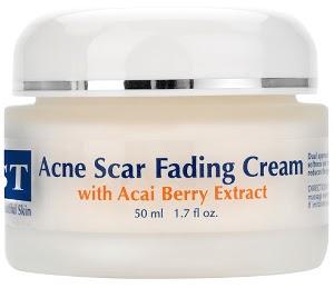 Fade cream acne scars