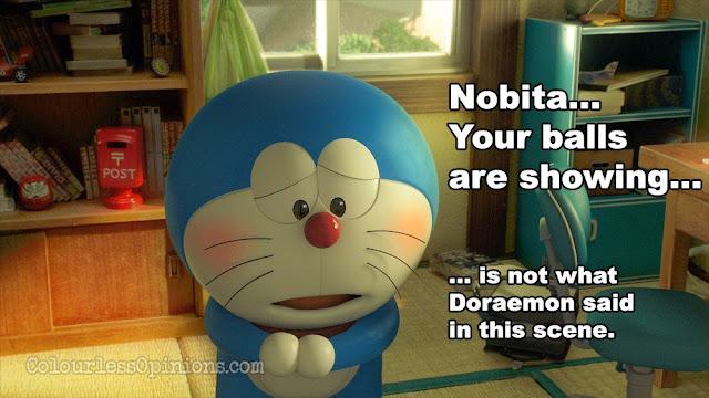 Doraemon meme