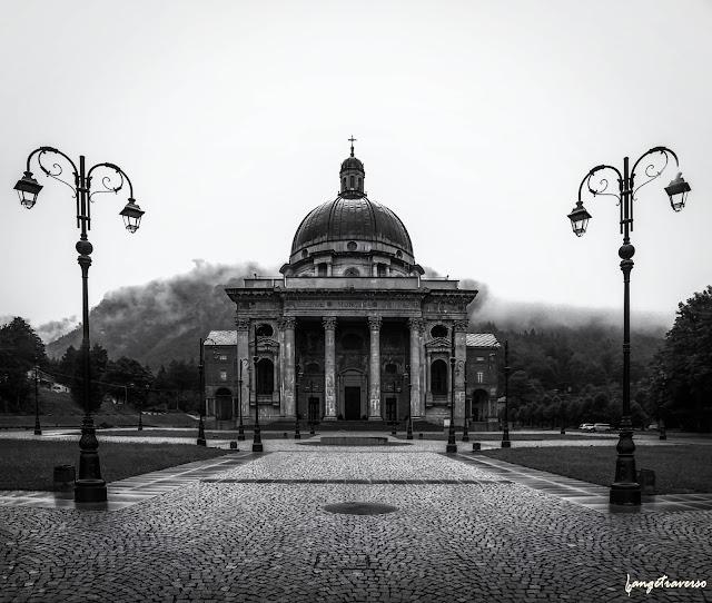 Riserva Naturale Speciale del Sacro Monte di Oropa, Piemont, Italy