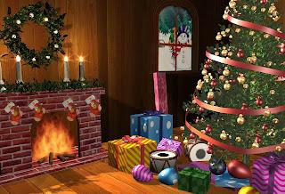 Christmas Tree Sceneris