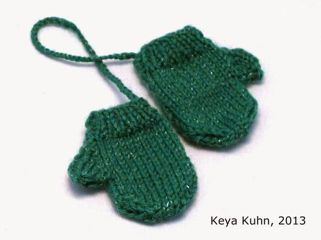 Knitting Pattern For Mini Mittens : Cedar Hill Farm Company: Mini Mittens: Free Pattern
