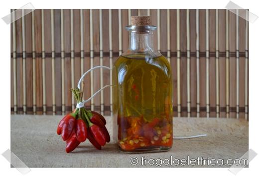 Olio al Peperoncino (Foto Ricetta)