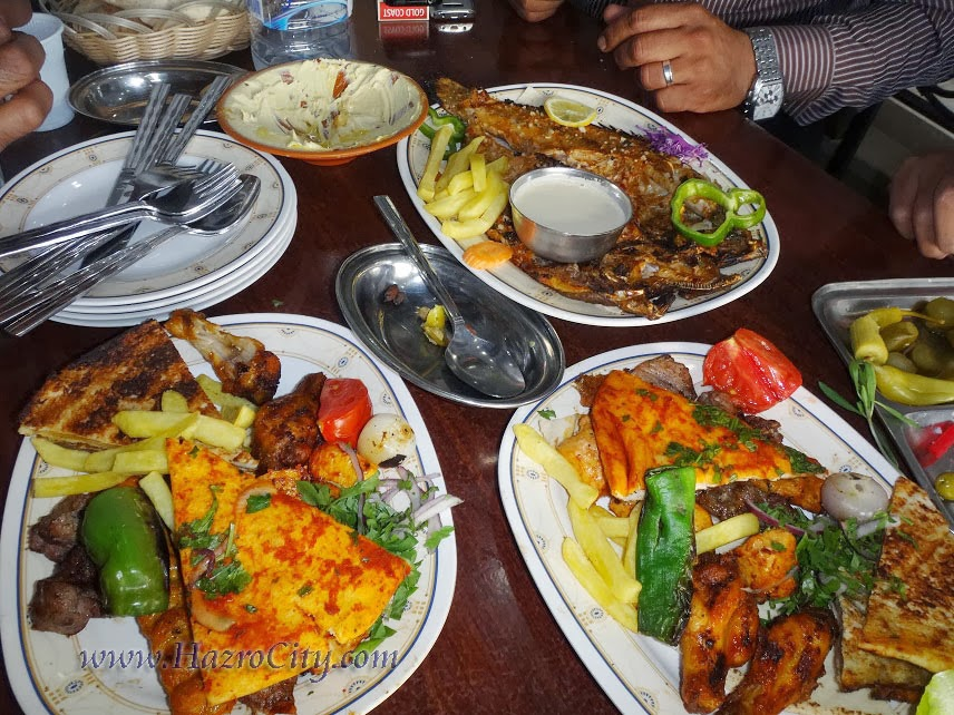 Chhachhi people share pictures daily some pictures were for Arabic cuisine in dubai