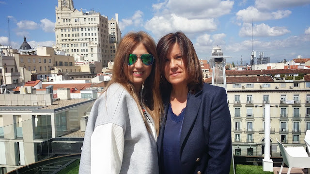 Carmen Hummer, Lydia Bermejo