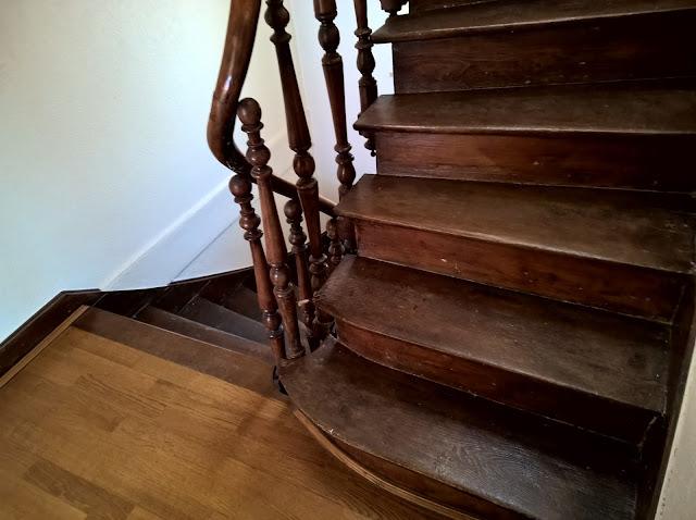 Je vends je loue j 39 ach te quelle est la surface - Cage d escalier exterieur ...