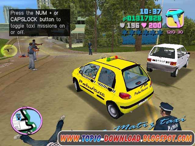 Скачать Nocd GTA 2