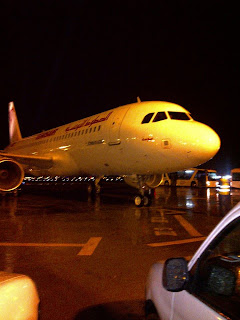 """Tunisair A320 """"Sousse"""" Arrival Ceremony"""