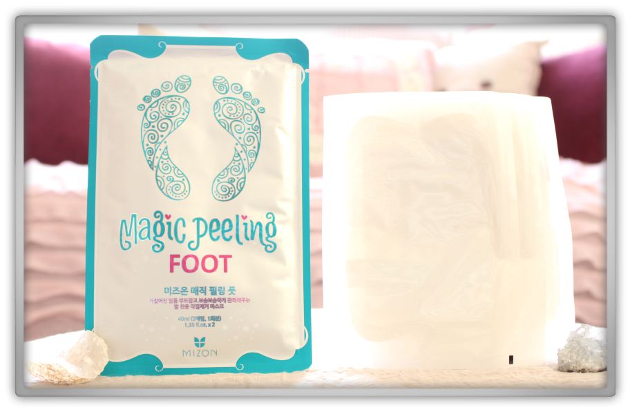 겟잇뷰티박스 by 미미박스 memebox beautybox Superbox #77 Foot Therapy unboxing review mizon magic peeling purederm callus heel patches
