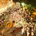 """""""Yucatán en el tiempo"""" y la tradicional Alborada de trovadores marcan el inicio del Mérida Fest"""