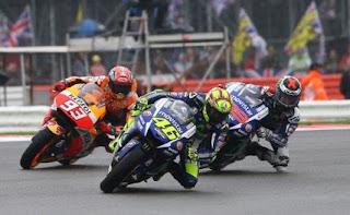 Rahasia Sukses Valentino Rossi di MotoGP 2015