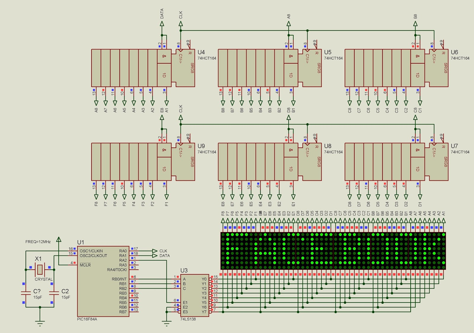 Led En Proteus Con Labview Heavy Square Pro Examples Isis Circuits Picbasic 120x120 Serial Matrix