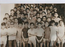 Alumnos con D.Enrique Curso 1966/67