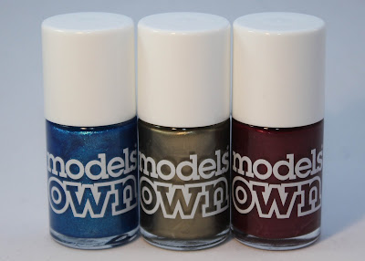 Ford and Models Own Glam it up a Gear Nail Polish Collection
