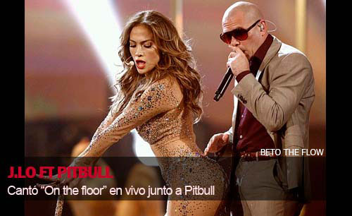 Jennifer Lopez Papi On The Floor Live At American Holidays Oo