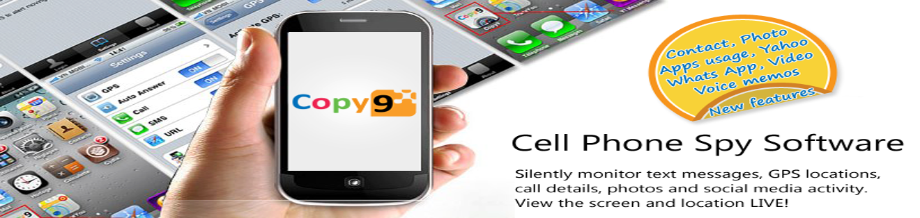 Copy9 - Mobile Spy Free: Copy9 has new version for Android