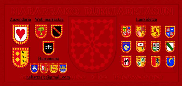 NABARRAKO BURUJABETASUN-NABARTZALE BILDUMA