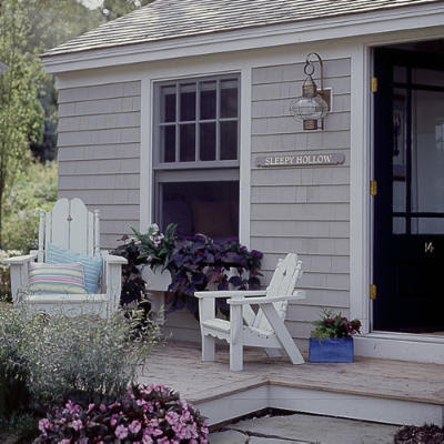 Design Your Own Coastal Cottage I Heart Shabby Chic