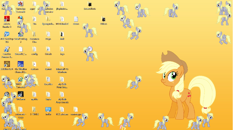App: Desktop Ponies (Huge Updates!)