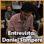 Entrevista a Daniel Sampere - De Fan a Fan