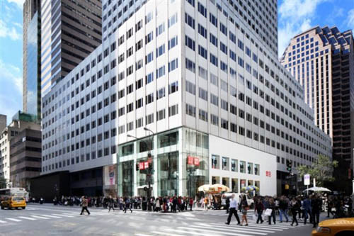 Uniqlo Fifth Avenue New York Building