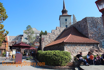 Akershus Royal Dining Hall exterior