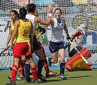 HOCKEY HIERBA-Holanda campeona en femenino y España de nuevo 4ª