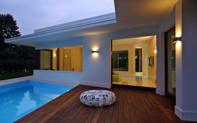 Hogares frescos 7 casas con un estilo minimalista limpio for Imagenes de casas estilo minimalista
