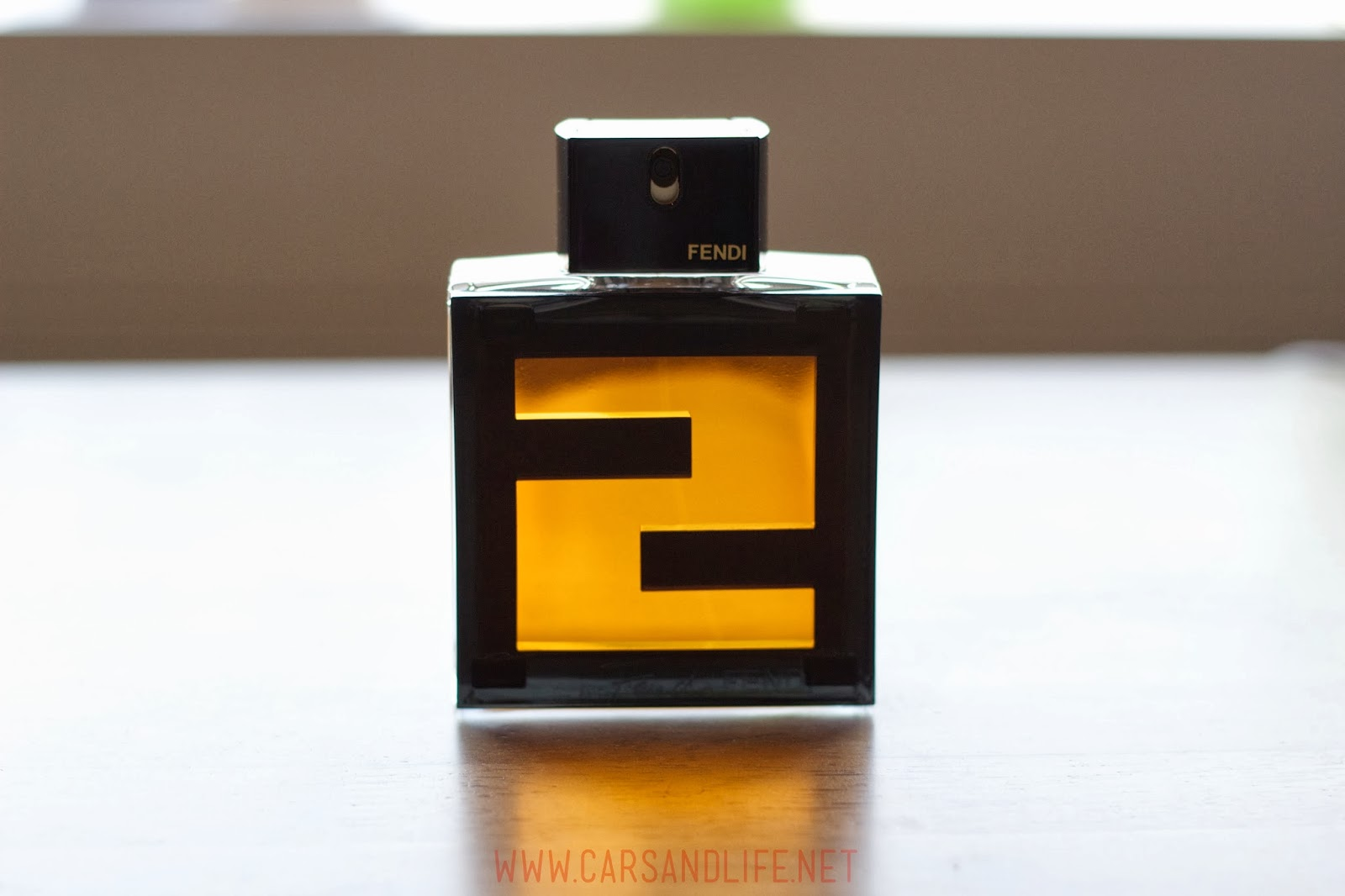 Latest Fragrance from Fendi | Fan Di Fendi