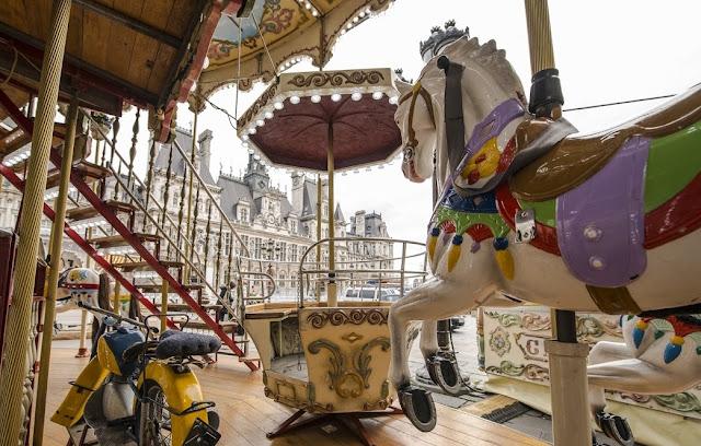 Maneges a Parigi