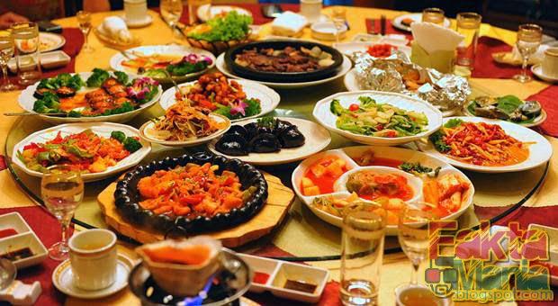 5 Masakan Paling Lezat di Dunia