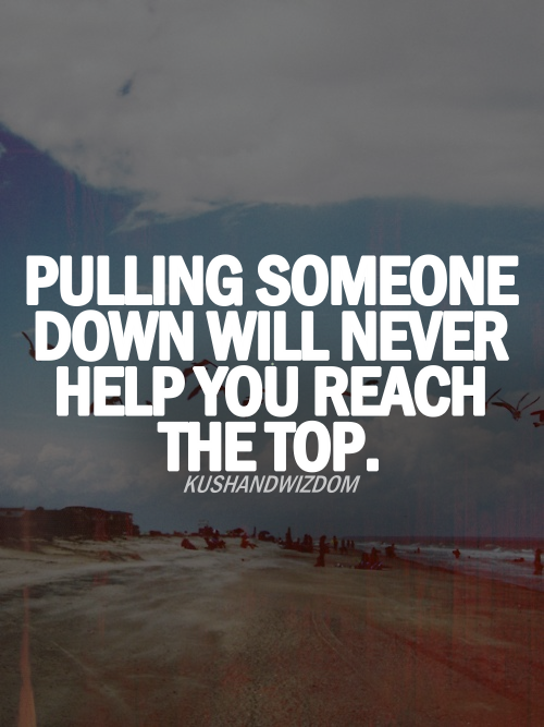 Anti-Bullying Blog Quotes of the day ~ The Anti-Bully Blog