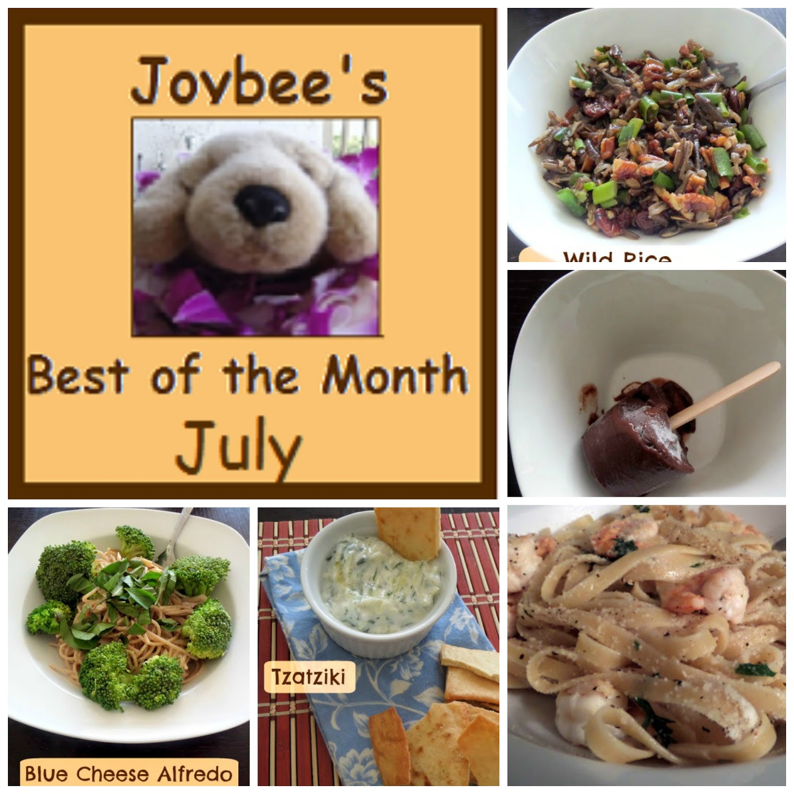 Best of the Month July 2014:  A recap of my most popular posts from July 2014