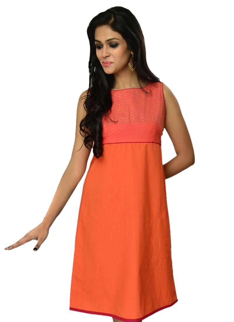 Lastest Indian Long Tunics Kurti Top Blouse Womens India Apparel Exe03Aa30