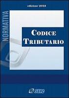 Codice Tributario Anno 2013