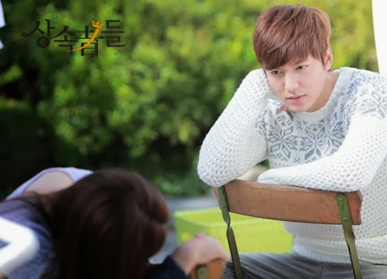 SELURUH] Sinopsis Lengkap The Inheritors @ The Heirs 1- 20 End