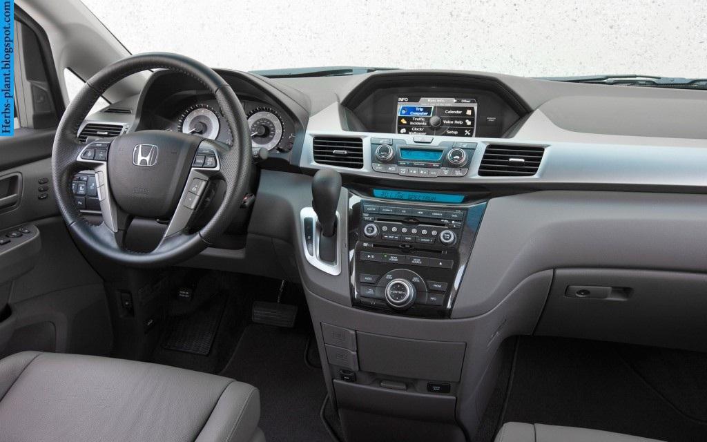 Honda odyssey car 2013 dashboard - صور تابلوه سيارة هوندا اوديسي 2013