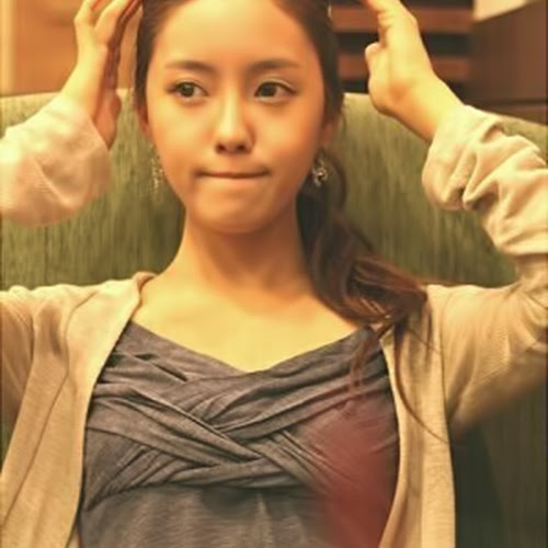 Foto Pre-debut T-ara Hyomin