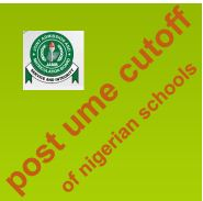 cutoff mark of tertiary institution in nigeria