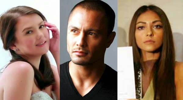 Derek Ramsay's wife drops concubinage charge against him and Angelica Panganiban