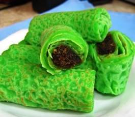 Resep Kue Dadar Gulung