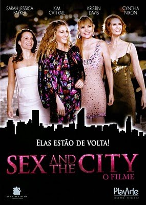 Sex and the City: O Filme – Dublado
