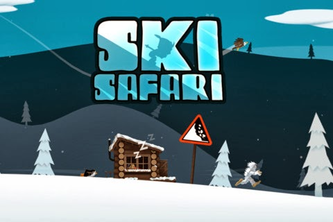 Ski Safari Full Apk İndir