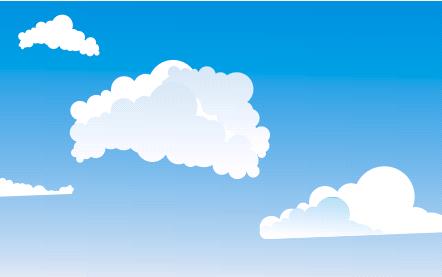 Corellevel Corel 8 Membuat Background Awan Dengan Vektor