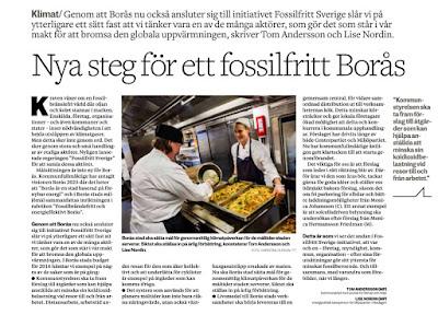 Fossilfritt Borås
