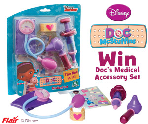 Win Doc McStuffins Medical Set