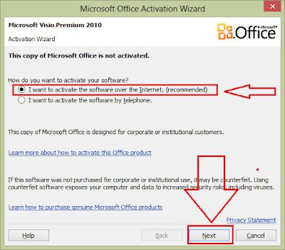 Cara Aktivasi Microsoft Office 2010 Volume License (VL) Online