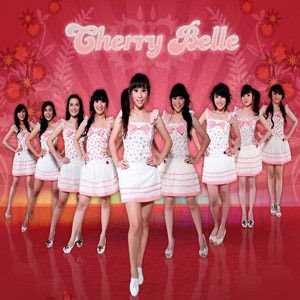 Lirik+Video Cherry Belle - I'll be There for You (Lyric)