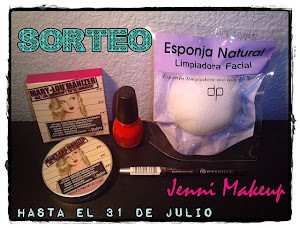 Sorteo jenni-make up