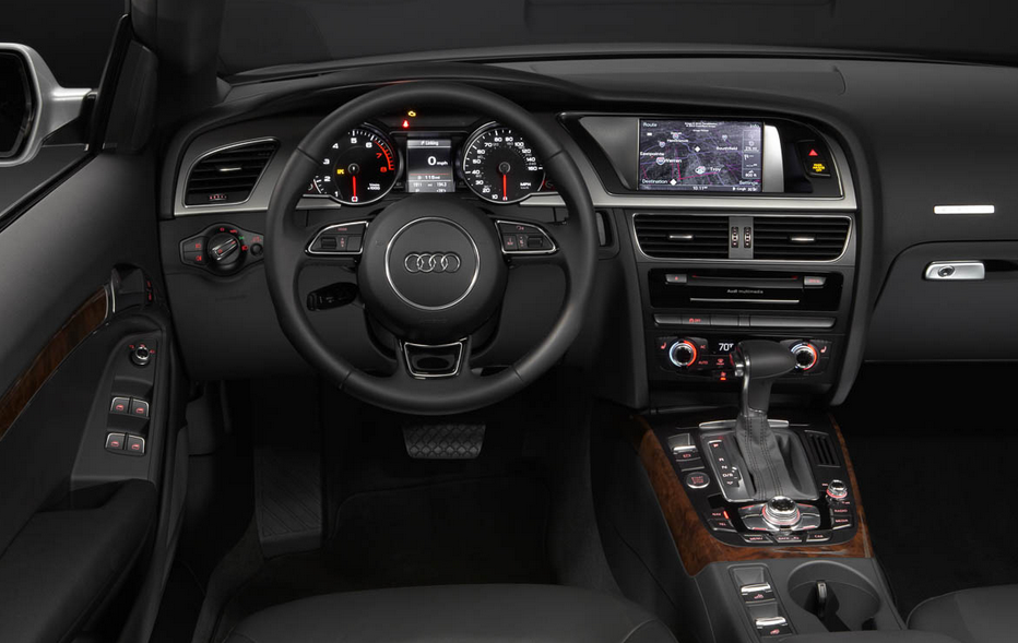 Audi A5 2015 Release Date